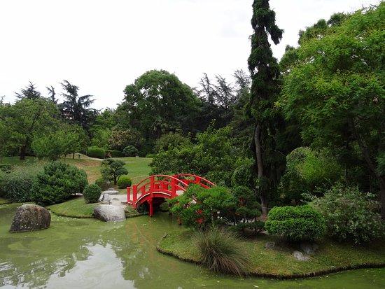 Jardin japonais pr s du canal de brienne picture of for Jardin japonais toulouse