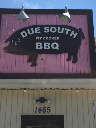 Due South Pit Cooked BBQ: photo0.jpg