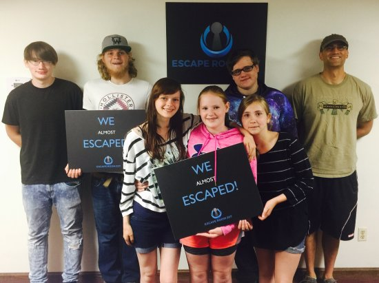 Topsham, ME: Escape Room 207