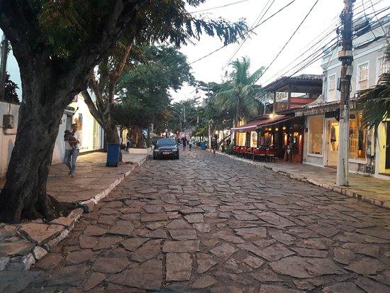 Búzios, RJ: Rua das Pedras