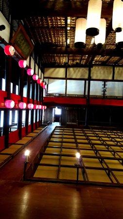 Former Konpira Old Theater Kanamaruza: 1樓大廳