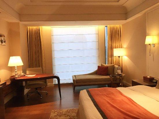 The Okura Prestige Taipei: Prestige King room