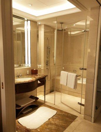 The Okura Prestige Taipei: Bathroom
