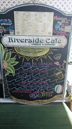 St. Marys, GA: Riverside Cafe