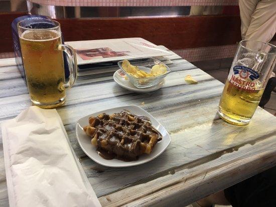 Giuliano di Roma, Italie : Gran Caffe Feliziani