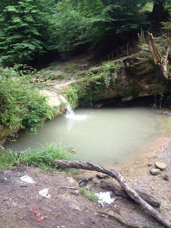 Mazandaran Province, Irán: Tresa waterfall of lafor , mazandaran, Iran