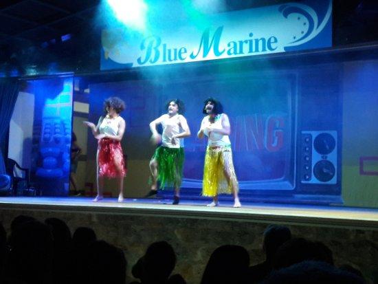 Villaggio Blue Marine Photo