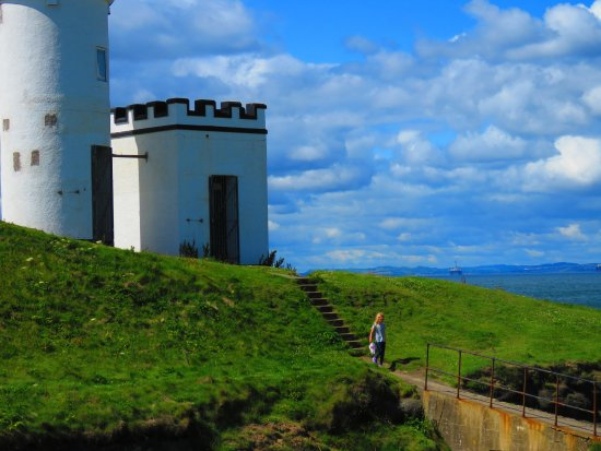 Fife, UK: Light house
