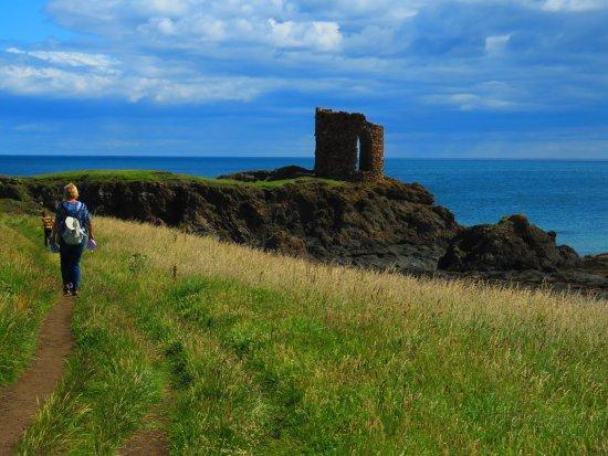 Fife, UK: Ladys Tower