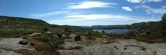 Коммуна Люнгдал, Норвегия: Utsikt