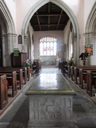 Alcester, UK: St Peters church
