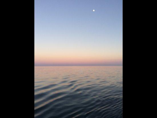 Tallship Cruises : Coucher de soleil 4 juillet 2017 Toronto Lac Huron (Inner harbour)