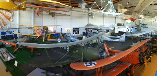 Suomen Ilmailumuseo: Finnish Aviation Museum