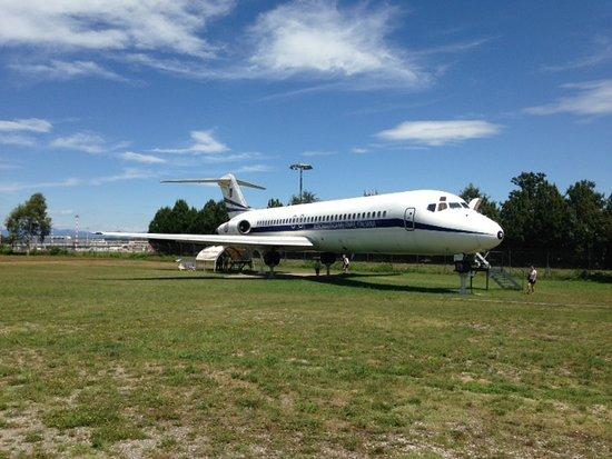 Volandia Parco e Museo del Volo Malpensa: DC9