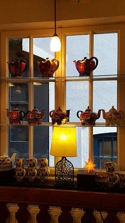 Teestuebchen im Schnoor: Teteras