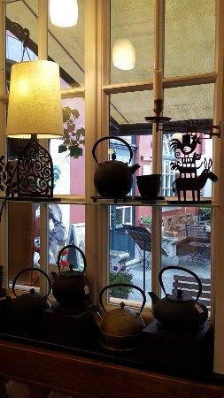 Teestuebchen im Schnoor: Vista a la calle