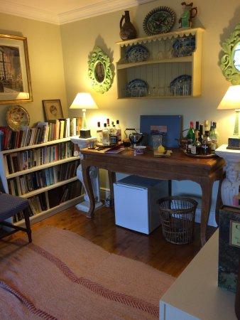 The Burren, Ireland: The Honor Bar