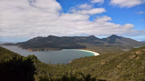 Coles Bay, Australien: picturesque!