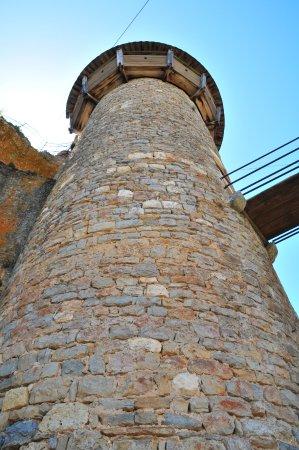 Riviere-sur-Tarn, Fransa: Tour où l'on passe dedans