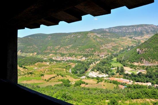 Riviere-sur-Tarn, Frankrike: Vue de la tour