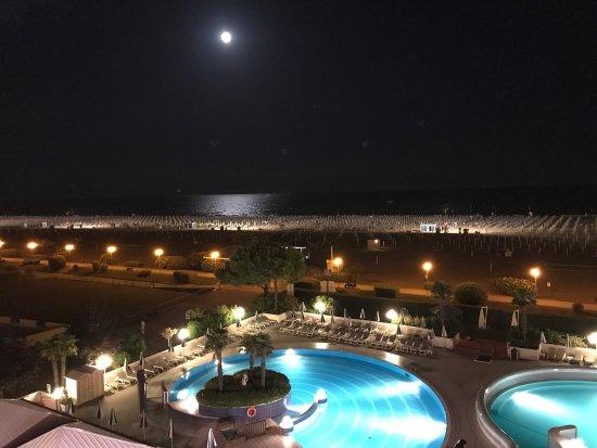Foto dalla terrazza della camera Family panoramic - Aparthotel ...
