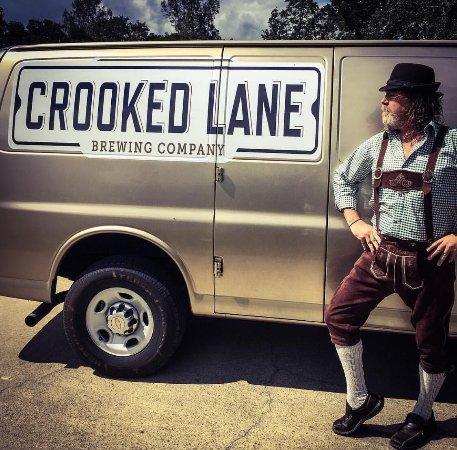 Auburn, CA: Crooked Lane Brewing Company