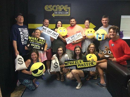 Athens, GA: Winners