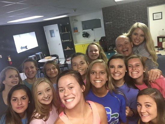 Athens, GA: Selfie