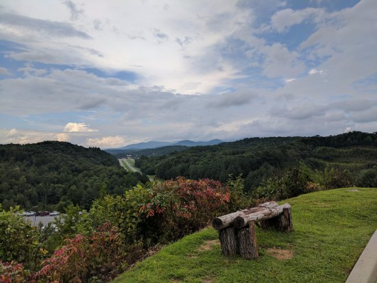 East Ellijay, Georgien: Gorgeous view ♥