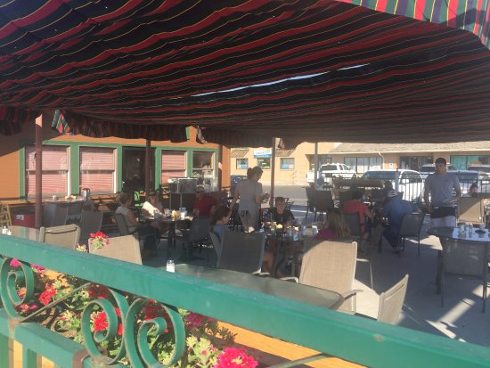 Winnemucca, NV: patio