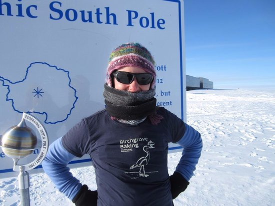 Montpellier, VT: Birchgrove at the South Pole