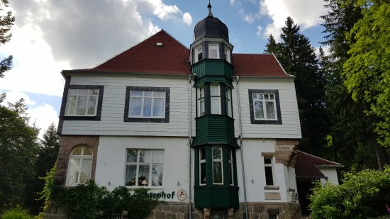 Schierke, Niemcy: Villa Fichtenhof