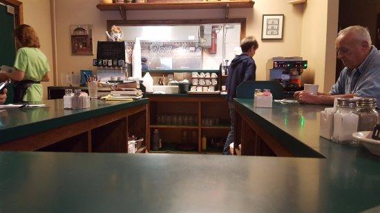 Granby, CT: Counter Scene