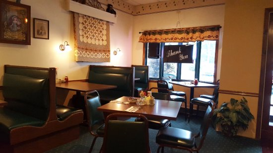 Granby, CT: Dining Area