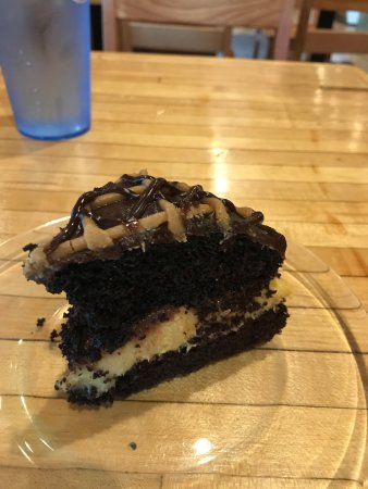 Cambridge, OH: peanut butter and chocolate pie