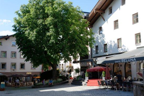 Kitzbuheler Innenstadt