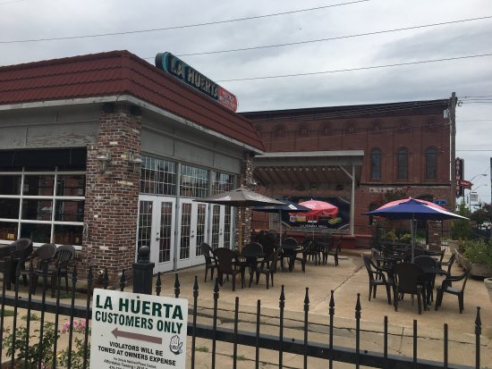 La Huerta Restaurant Fort Smith Arkansas