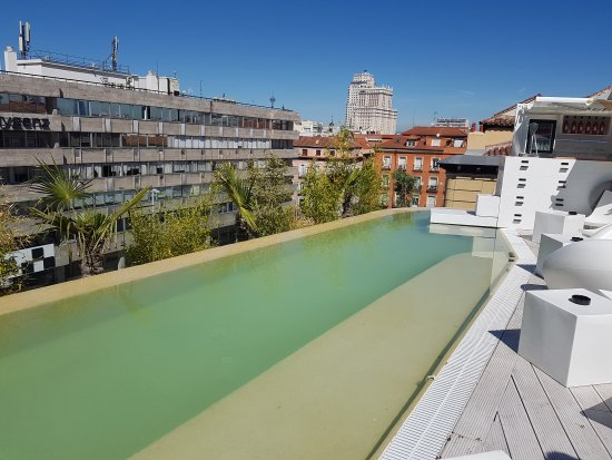 Terraza Gymage Picture Of Gymage Terrace Madrid Tripadvisor
