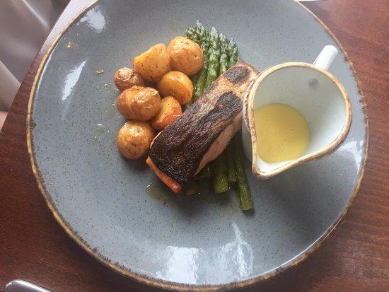 Bothwell, UK: Fantastic lunch at Riva