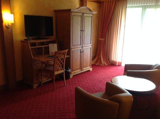 Suite with separate Lounge Room & Terrasse - Bild von Mühl ...
