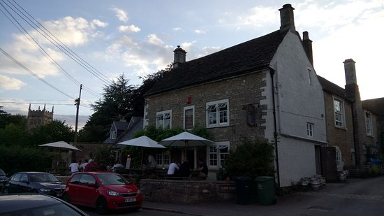 Grittleton, UK: The Neeld Arms.