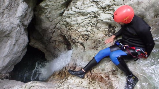 Bovec, Slovenia: Lots of action for daredevils with canyoning