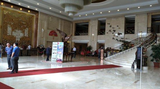 Jilin, China: 紫光苑大飯店