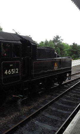 Aviemore, UK: Strathspey Steam Railway