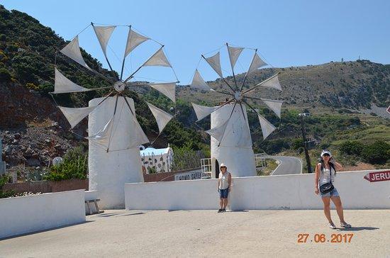 Lasithi Prefecture, Grækenland: плато Лассити