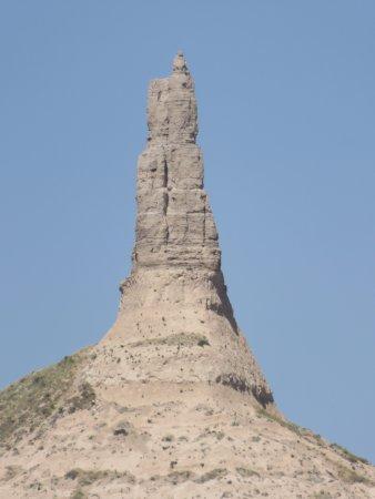 Bayard, Небраска: Chimney Rock