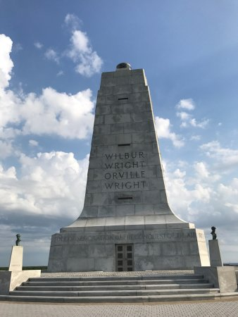 Wright Brothers National Memorial: photo1.jpg