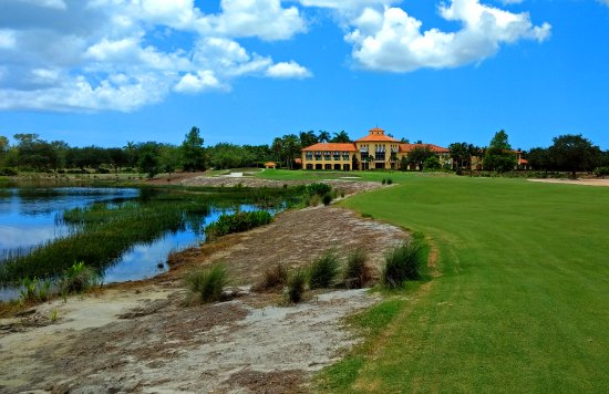 The Ritz-Carlton Golf Resort, Naples: view from the golf course