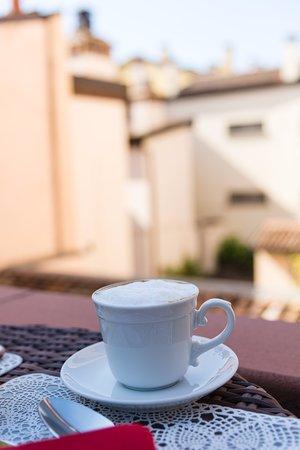 Palazzo Trevi Charming House: Coffee
