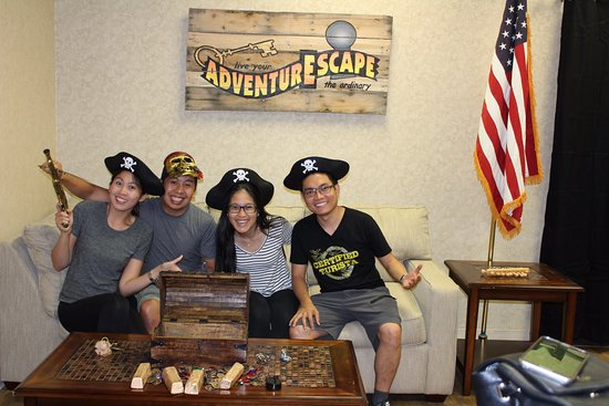 AdventurEscape Premium Escape Rooms